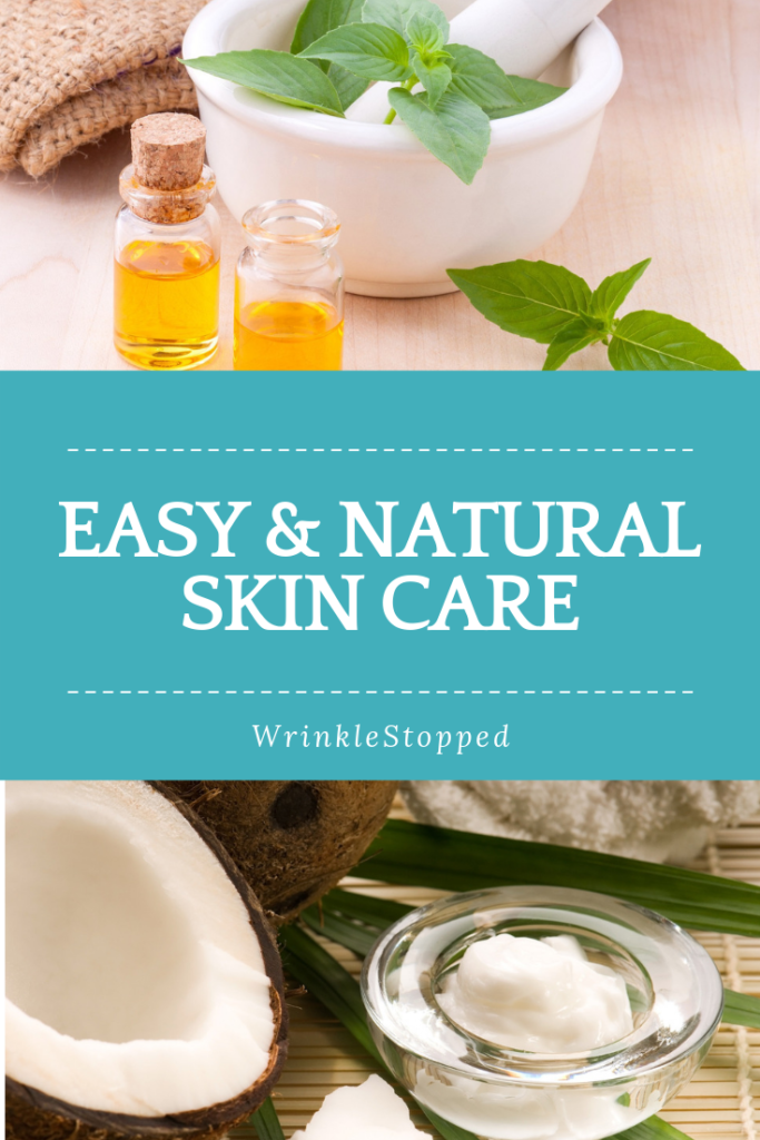 Easy Natural Skin Care