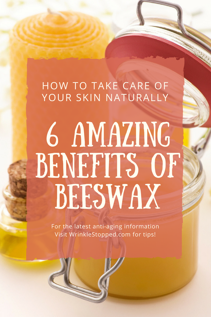 The Benefits Of Beeswax For Your Skin