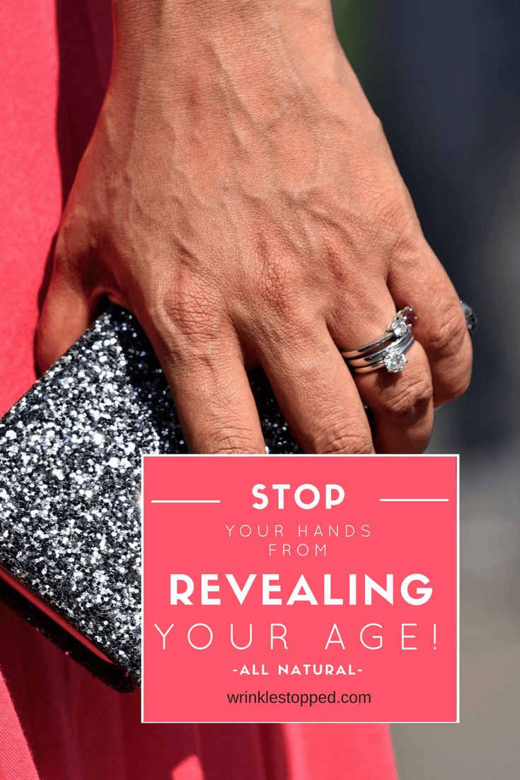 Stop Your Hands From Revealing Your Age