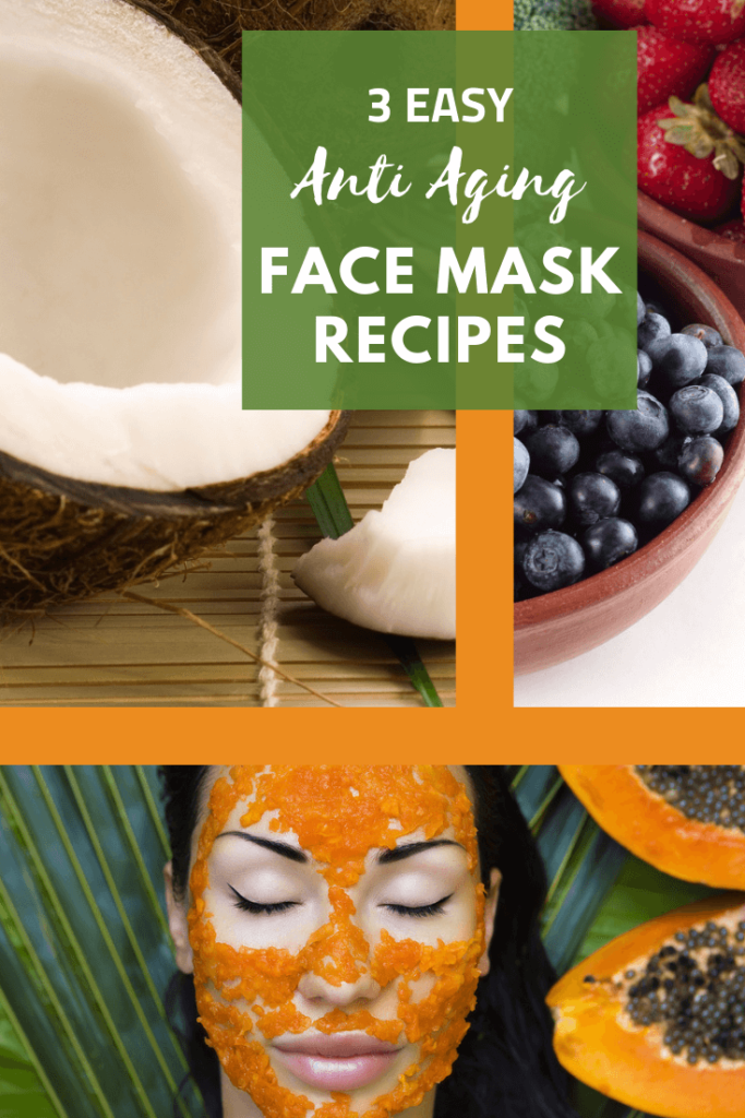 3 Easy To Make Anti Aging Face Mask Recipes